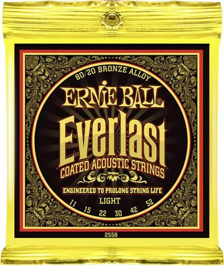 Westerngitarrensaite Ernie Ball EB 2558 011-052