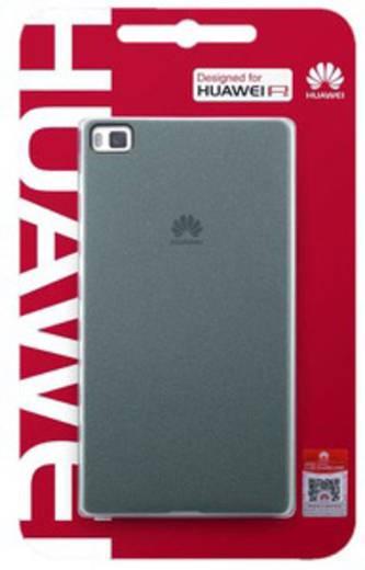 Huawei PC Backcover Passend für: Huawei P8 Dunkel-Grau