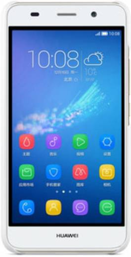 Huawei 51991218 Backcover Passend für: Huawei Y6 Weiß