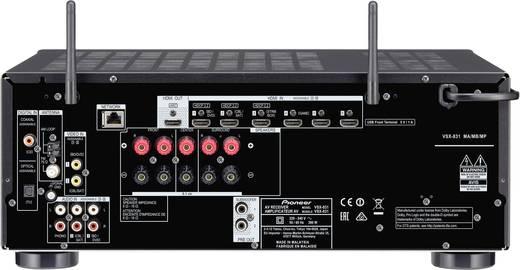 Pioneer VSX-831-B 5.1 AV-Receiver 5x130 W Schwarz AirPlay, Bluetooth®, Internetradio, USB, WLAN