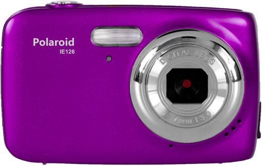 Polaroid E-126 Digitalkamera 18 Mio. Pixel Opt. Zoom: 3 x Lila