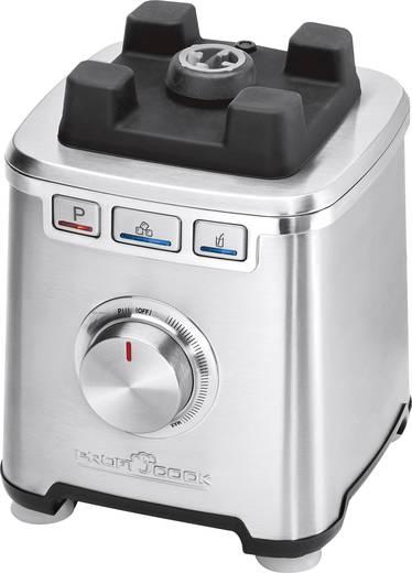 Smoothie-Maker Profi Cook PC-SM 1103 2000 W Edelstahl, Schwarz