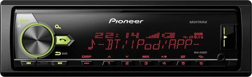Pioneer MVH-X580BT Autoradio Anschluss für Lenkradfernbedienung, Bluetooth®-Freisprecheinrichtung