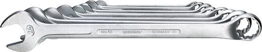 Ring-Maulschlüssel-Satz 8teilig 10 - 24 mm Gedore 6011870