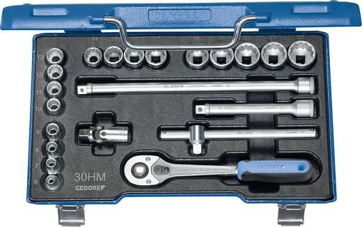 """Steckschlüsselsatz metrisch 3/8"""" (10 mm) 22teilig Gedore 6239700"""