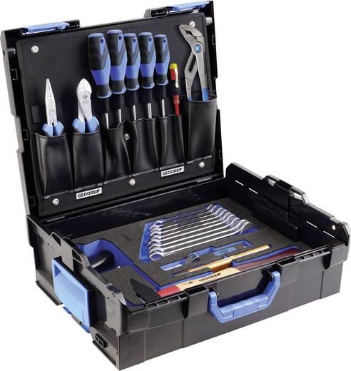 Gedore 2835983 Handwerker Werkzeugkoffer bestückt 23teilig (L x B x H) 442 x 357 x 151 mm