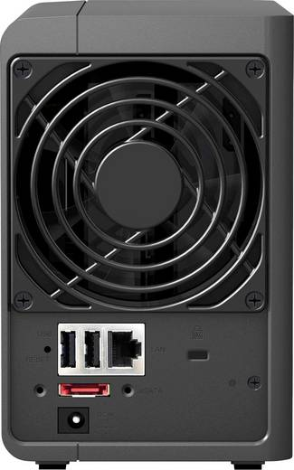 Synology Diskstation DS216+II NAS-Server Gehäuse 2 Bay