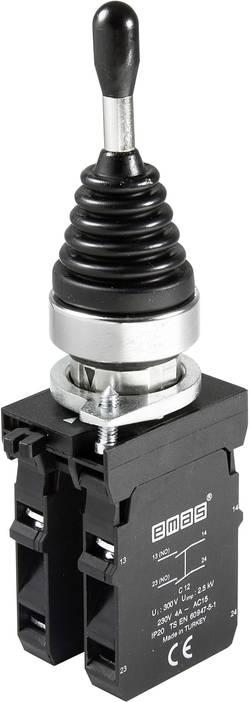 Joystick EMAS CM707DJ40 230 V/AC levier droit à vis IP65 1 pc(s)