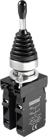 Joystick 230 V/AC Hebel gerade Schrauben IP65 EMAS CM101DJ20 1 St.