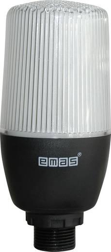 LED-Signalsäule 1-fach, mit Summer Weiß 230 V DC/AC EMAS IF5M220ZM05 1 St.