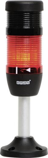 LED-Signalsäule 1-fach, mit Summer Rot 220 V DC/AC EMAS IK51L220ZM03 1 St.