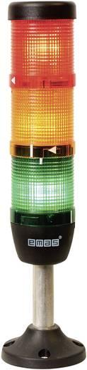 LED-Signalsäule 3-fach Rot, Gelb, Grün 220 V DC/AC EMAS IK53F220XM03 1 St.