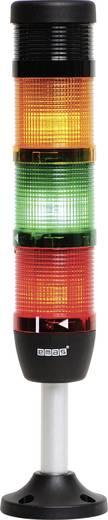 LED-Signalsäule 3-fach, mit Summer Rot, Gelb, Grün 220 V DC/AC EMAS IK53F220ZM03 1 St.
