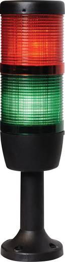 LED-Signalsäule 2-fach Grün, Rot 24 V DC/AC EMAS IK72F024XM01 1 St.