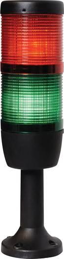 LED-Signalsäule 2-fach Grün, Rot 220 V DC/AC EMAS IK72F220XM01 1 St.