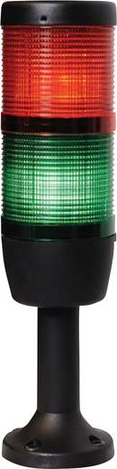 LED-Signalsäule 2-fach Grün, Rot 24 V DC/AC EMAS IK72L024XM01 1 St.