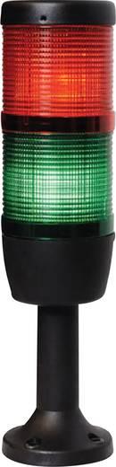 LED-Signalsäule 2-fach Grün, Rot 220 V DC/AC EMAS IK72L220XM01 1 St.