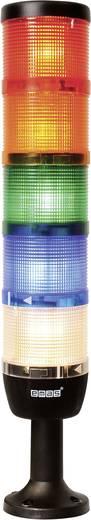 LED-Signalsäule 5-fach Rot, Gelb, Grün, Blau, Weiß 220 V DC/AC EMAS IK75L220XM01 1 St.