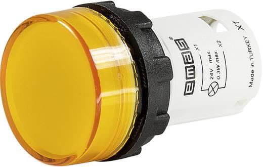 LED-Element Einbau Gelb 24 V DC/AC EMAS MBSD024S 1 St.