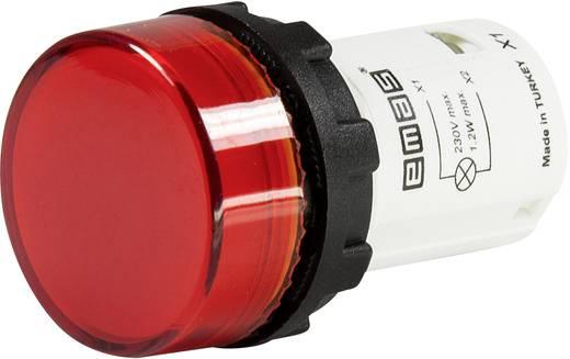 LED-Element Einbau Rot 220 V DC/AC EMAS MBSD220K 1 St.