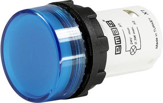 LED-Element Einbau Blau 220 V DC/AC EMAS MBSD220M 1 St.