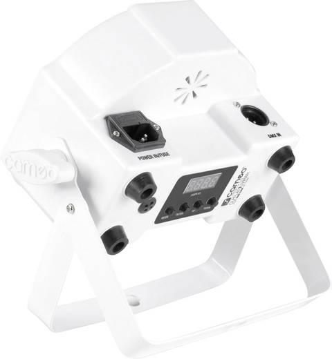 LED-PAR-Scheinwerfer Adam Hall Anzahl LEDs: 7 x 3 W Weiß