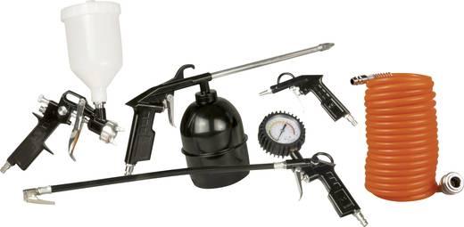 Druckluft-Werkzeugset Ferm