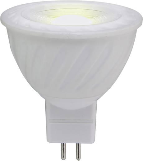 LED GU5.3 Reflektor 4 W = 25 W Warmweiß (Ø x L) 50 mm x 53 mm EEK: A+ Sygonix 1 St.