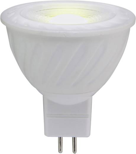 LED GU5.3 Reflektor 4.5 W = 30 W Warmweiß (Ø x L) 50 mm x 53 mm EEK: A+ Sygonix 1 St.
