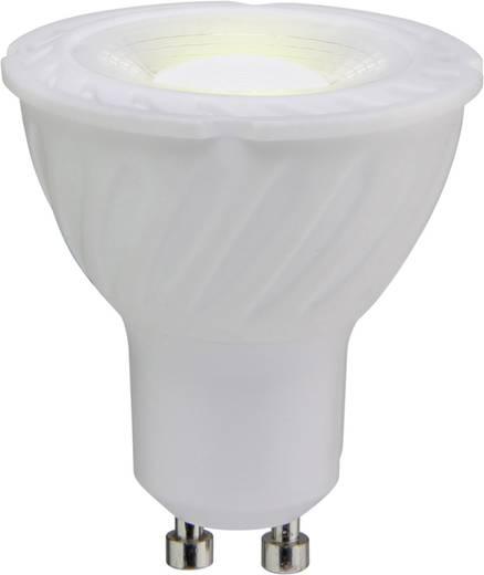 Sygonix LED GU10 Reflektor 6 W = 55 W Warmweiß (Ø x L) 55 mm x 50 mm EEK: A+ 1 St.