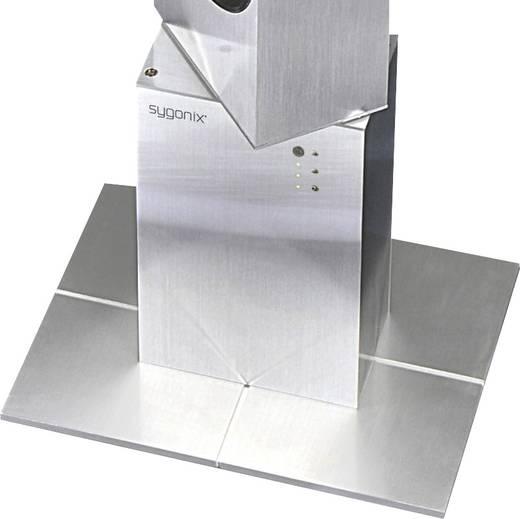 Sygonix Turmventilator 25 W (L x B x H) 240 x 180 x 1030 mm Silber