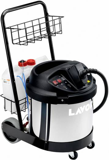 Dampfreiniger Lavor GV Katla 8.453.0001 3300 W Schwarz/Silber