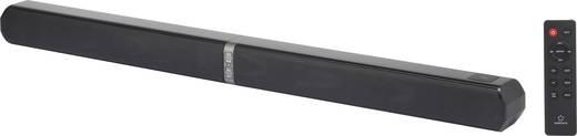 Soundbar Renkforce TB378 Schwarz Bluetooth®, NFC, Wandbefestigung