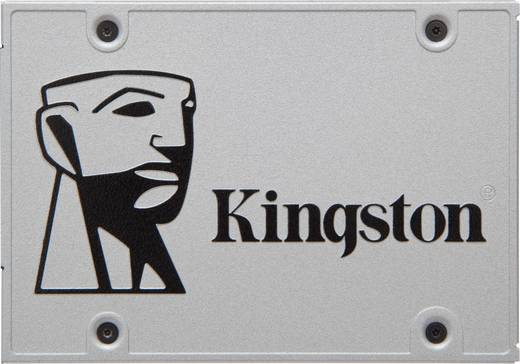 Kingston UV400 Interne SSD 6.35 cm (2.5 Zoll) 120 GB Retail SUV400S37/120G SATA III