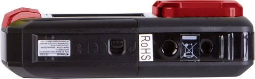 Digitalkamera Polaroid iE090 18 Mio. Pixel Schwarz-Rot Unterwasserkamera, Staubgeschützt, Frontdisplay
