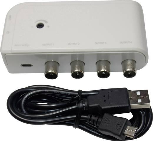 DVB-T Verstärker Renkforce Digital 4-fach