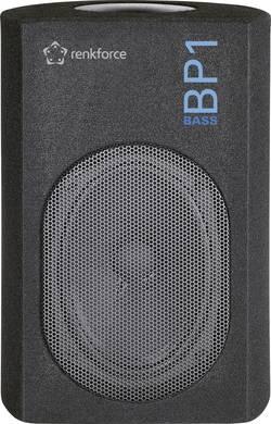 Pasivní subwoofer do auta Renkforce Bass BP1, 200 W