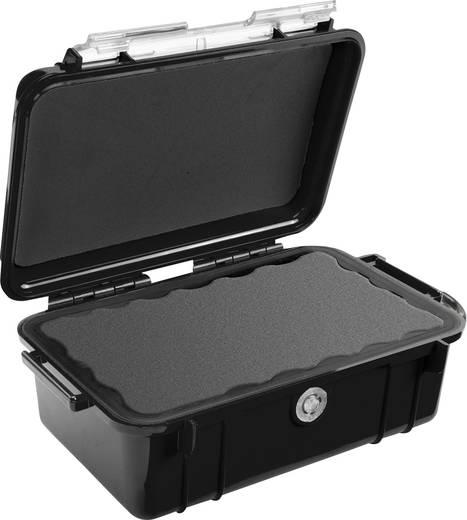 PELI Outdoor Box 1050 1 l (B x H x T) 191 x 79 x 129 mm Schwarz 1050-025-110E