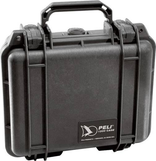 PELI Outdoor Koffer 1200 5 l (B x H x T) 270 x 124 x 246 mm Schwarz 1200-000-110E