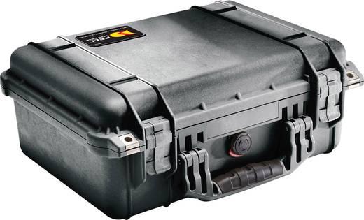 PELI Outdoor Koffer 1450 15 l (B x H x T) 409 x 154 x 260 mm Schwarz 1450-000-110E