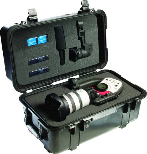 PELI Outdoor Koffer 1460 33 l (B x H x T) 530 x 323 x 324 mm Schwarz 1460-000-110E
