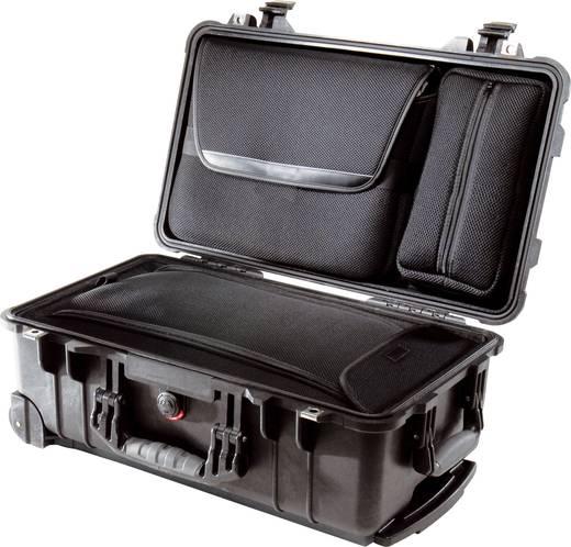 PELI Outdoor Koffer 1510LOC 27 l (B x H x T) 559 x 229 x 351 mm Schwarz 1510-006-110E