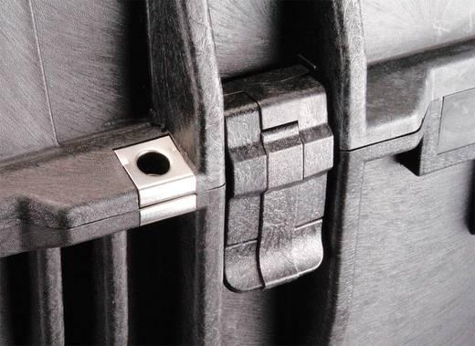 PELI Outdoor Koffer 1660 161 l (B x H x T) 800 x 483 x 581 mm Schwarz 1660-020-110E