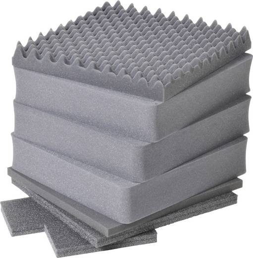 PELI Outdoor Koffer Cube 0350 131 l (B x H x T) 572 x 540 x 570 mm Schwarz 0350-000-110E