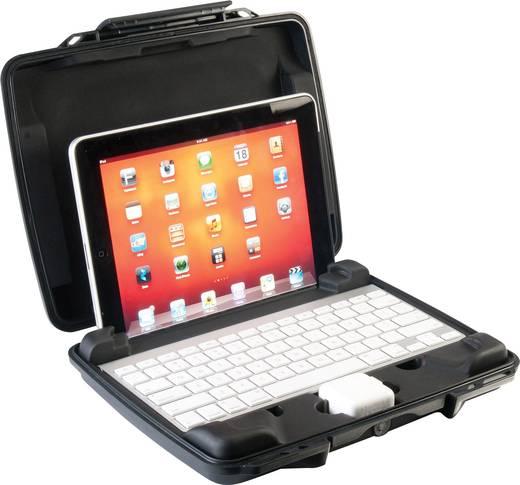 PELI Laptop Koffer i1075 2 l (B x H x T) 314 x 54 x 248 mm Schwarz 1070-005-110E