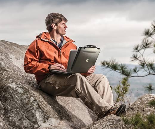 PELI Laptop Koffer 1070CC 1 l (B x H x T) 388 x 41 x 304 mm Schwarz 1070-023-110E