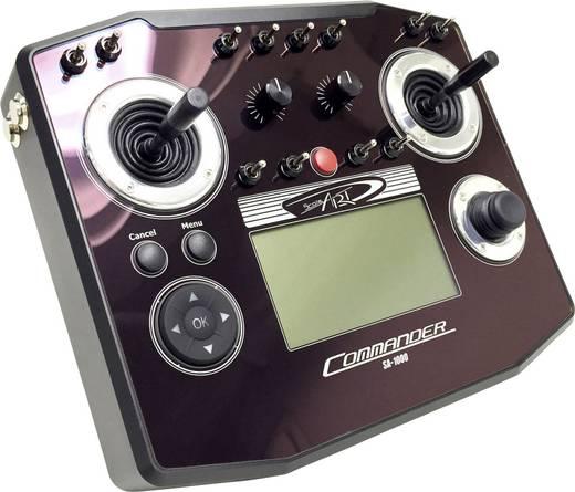 ScaleArt COMMANDER SA-1000 Pult-Fernsteuerung 2,4 GHz Anzahl Kanäle: 14