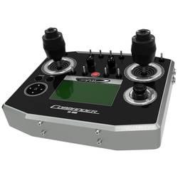 RC panelové diaľkové ovládanie ScaleArt COMMANDER SA-1000, 2,4 GHz, Kanálov 16, rozšírenie joysticku