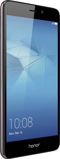 honor 5C Hybrid-Slot LTE-Smartphone 13.2 cm (5.2 Zoll) 2 GHz Octa Core 16 GB 13 Mio. Pixel Android™ 6.0 Marshmallow Grau