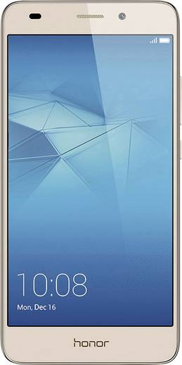 honor 5C LTE-Smartphone 13.2 cm (5.2 Zoll) 2 GHz Octa Core 16 GB 13 Mio. Pixel Android™ 6.0 Marshmallow Gold